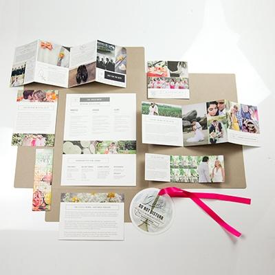 files wedding information packet member