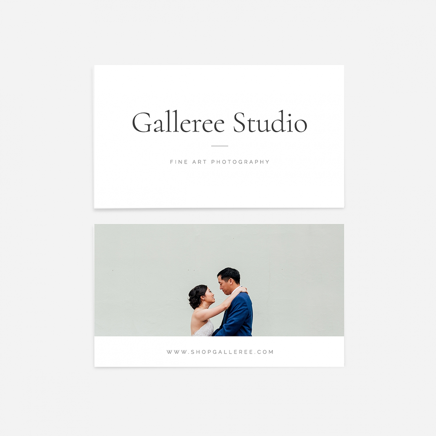 Photographer's Business Cards | Shopgalleree.com ...